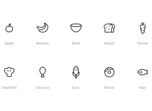 10-Foodies-Icon-Set