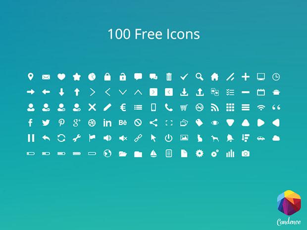 100-Free-Icons