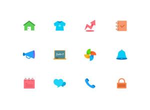 12-color-Icon-PSD
