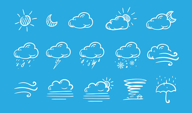 15-High-Quality-icons-weather-PSD