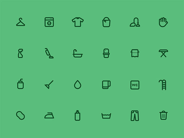 24-Cleaning-Icons-PSD