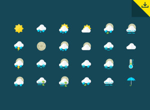 24-Weather-Icons-and-Symbols