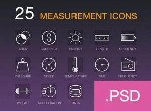 25-Measurement-icons