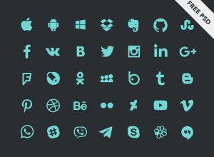 35-Social-icons
