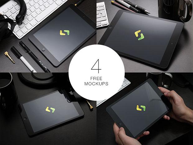 4-Free-iPad-mockups