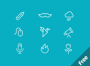40-Free-icons-PSD