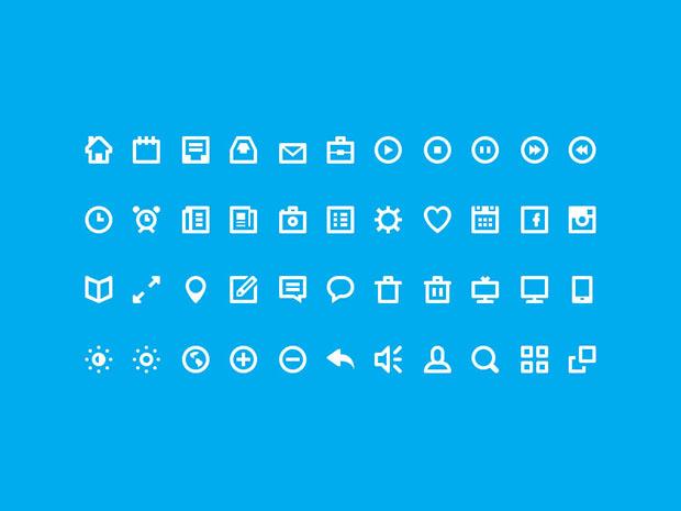 44-Shades-Free-Icons