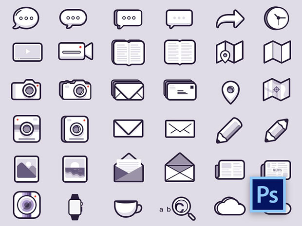 48-Icons-Free-PSD