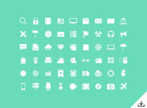 54-Free-Simple-Icons