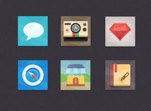 6-Flat-Icons-Freebie
