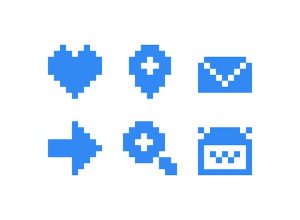 6-Free-pixel-icons
