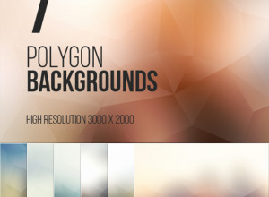 7-Free-Polygon-Backgrounds