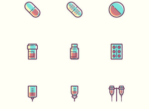 75-medical-icons-Free