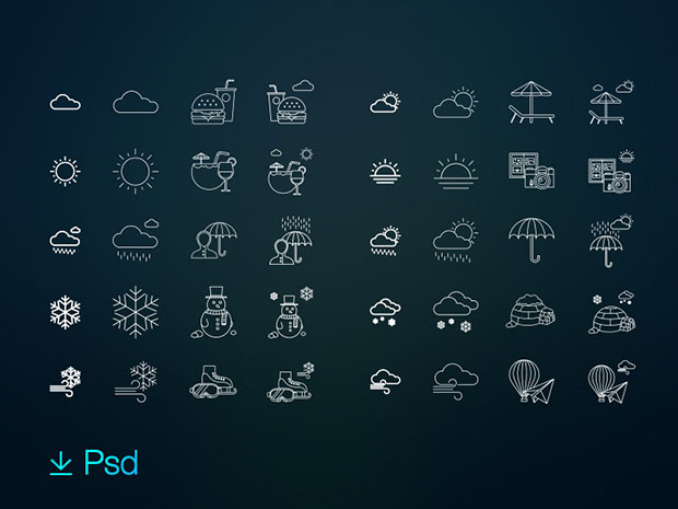 80-free-weather-activities-icon