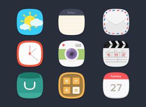 9-Flat-Icons-Freebie