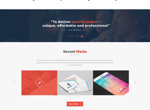 Another-Free-Flat-Web-Design-Psd