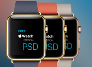 Apple-Watch-Edition-PSD
