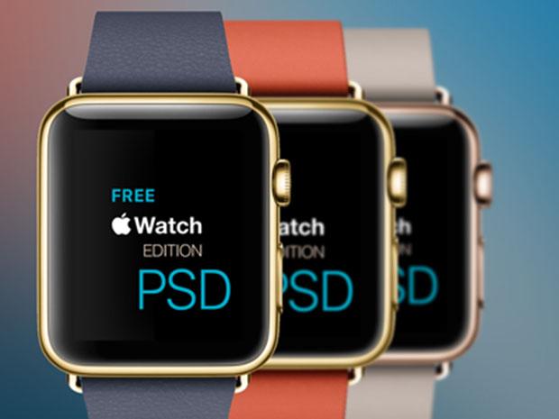Apple-Watch-Edition-PSD