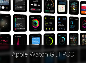 Apple-Watch-GUI-PSD