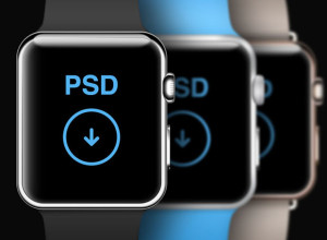 Apple-Watch-PSD-Template