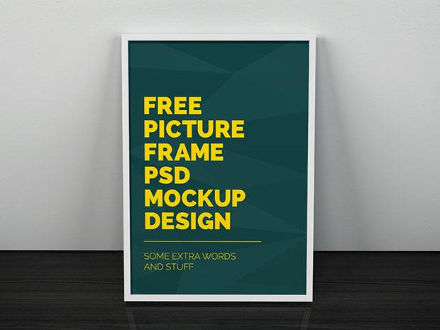 Artwork-Frame-PSD-Mockup