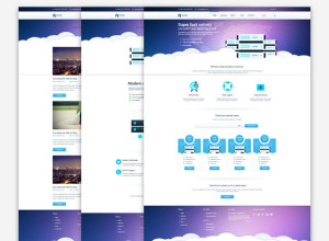 Astro-Multipage-Hosting-Template-Freebie