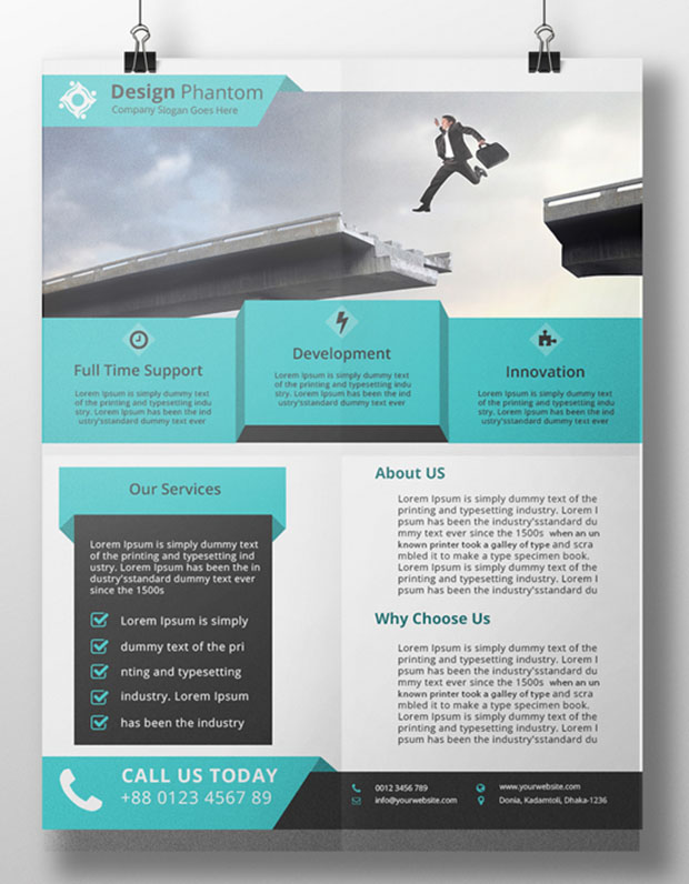 Business flyer psd template free download free download psd dlpsd business flyer psd template free download wajeb Images