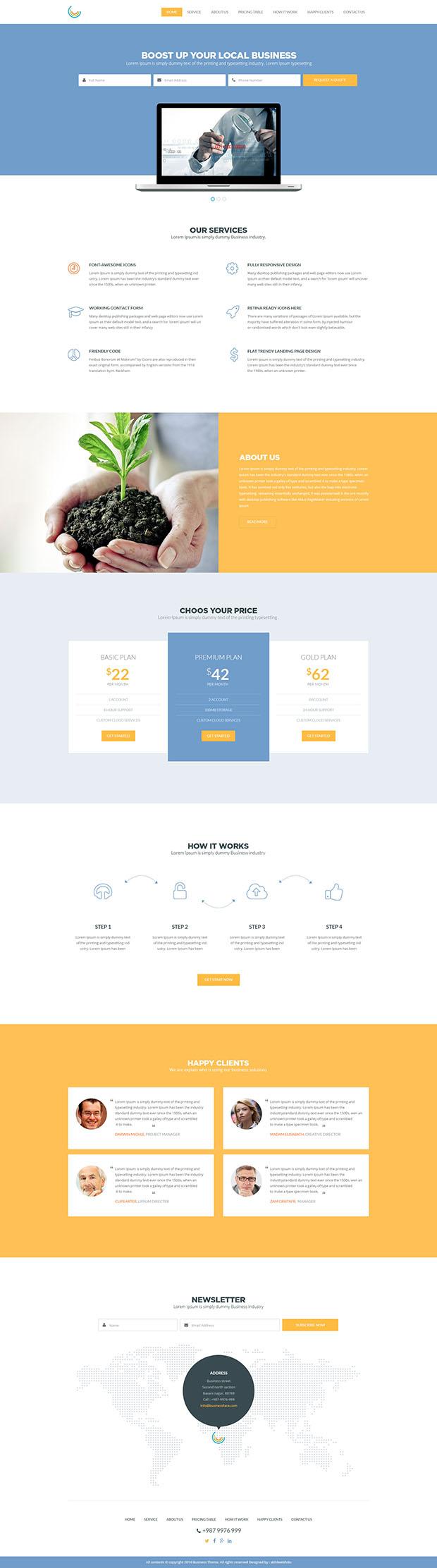 Business-Web-Template-PSD-Freebie