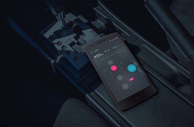 Car's-remote-control-app