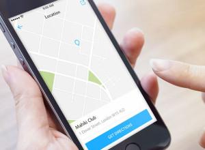 Club-App-map