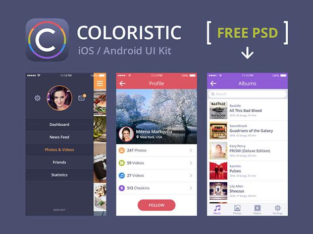 Coloristic-Free-PSD-Sample