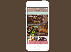 Cupcake-App-Concept