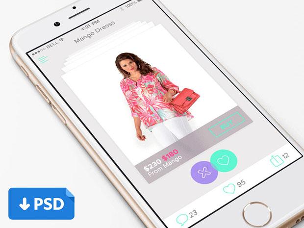 Dress-Gold-iPhone-render