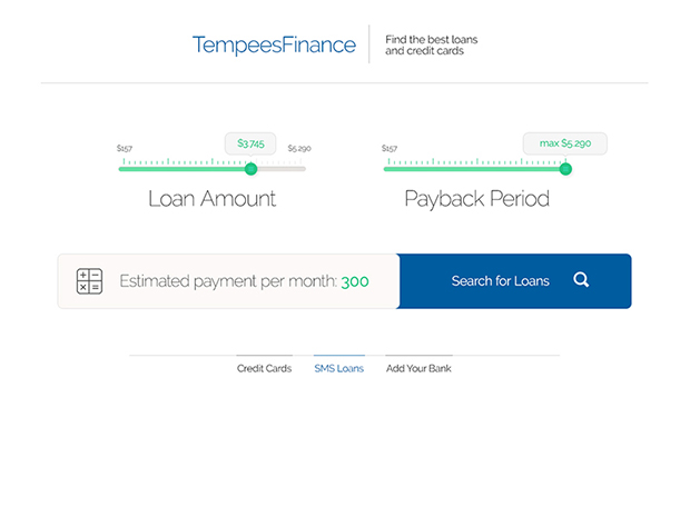 Financial-Web-Screen-with-Sliders