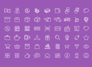 Free-54-e-commerce-icons