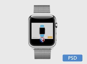 Free-Apple-Watch-PSD