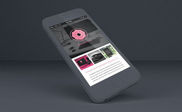 Free-Colorful-iPhone-5S-Mockup-PSD