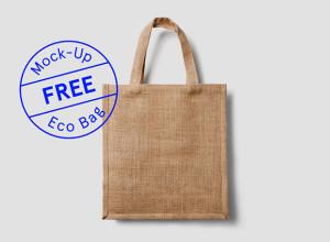 Free-Eco-Bag-Mockup