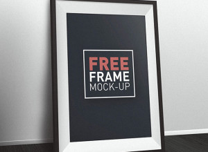 Free-Frame-Mock-up