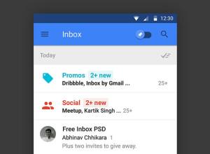 Free-Google-Inbox-PSD