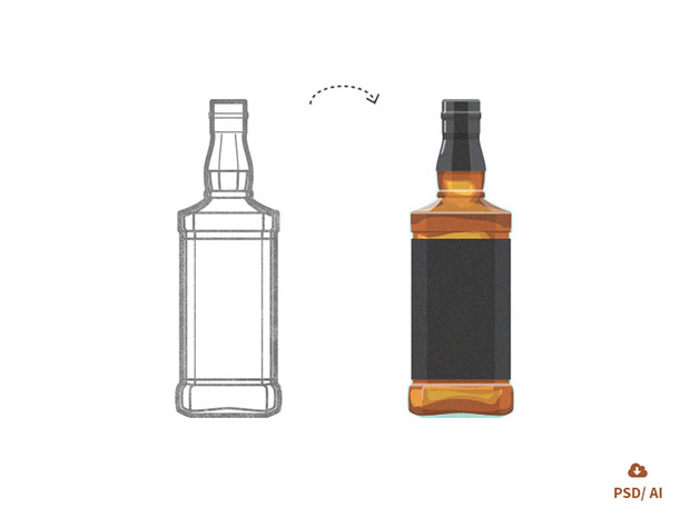 Free-Iconic-Bottles-Icon-set-vol-2