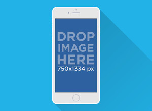 Free-Illustrated-iPhone-6-Mockup