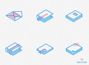 free-isometric-line-icons