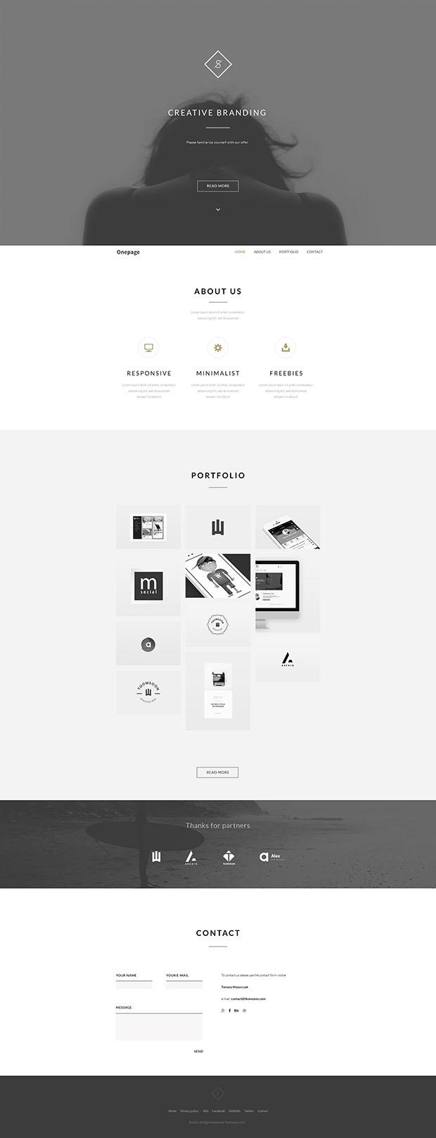 Free-Landing-Website-Clean-Template-PSD