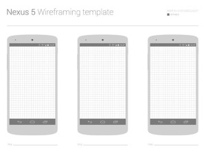 Free-Nexus-5-Wireframing-template