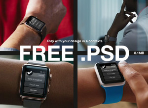 Free-PSD-4x-WATCH-Mockups