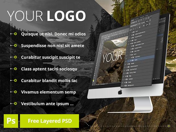 Free-PSD-iMac-Layered-MockUp-Preview