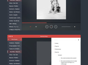 Free-PSD-media-player-template