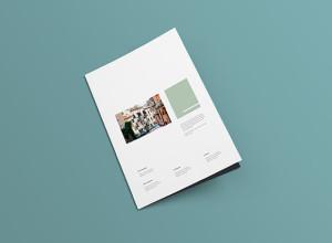 Free-Psd-A4-Bi-Fold-Brochure-Mockup