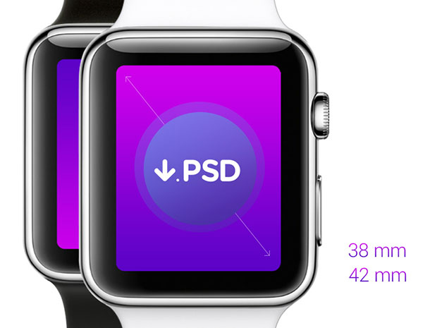 Free-Psd-iWatch-Template
